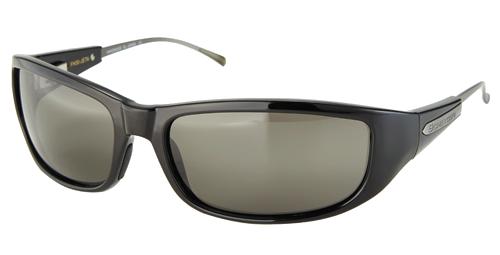 JET.A BLACK Gray lens